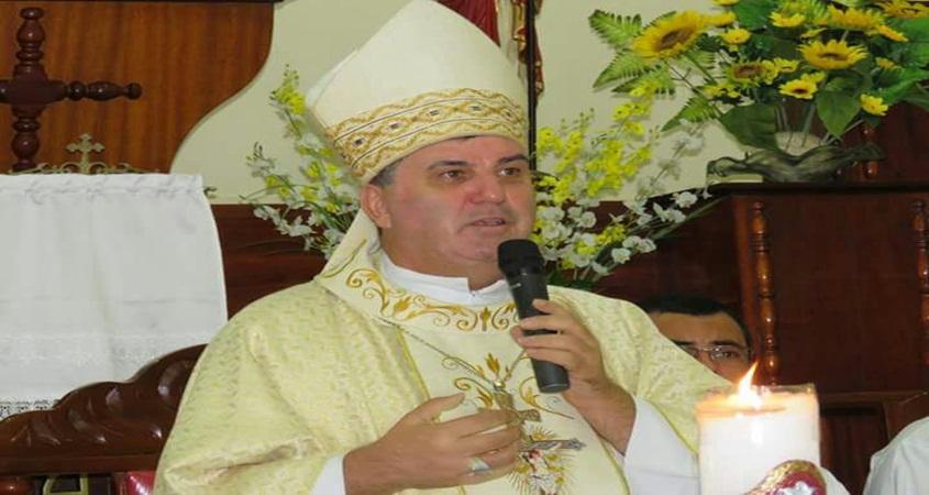Bispo Dom Guido Zendron completou 65 anos de vida na quinta (07)