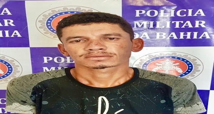 Elemento procurado pela polícia da Bahia e Sergipe é preso com drogas em Paulo Afonso