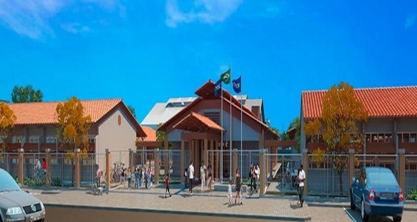 Secretária anuncia construção de um novo colégio no bairro Marina França