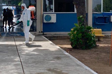 20º BPM realiza higienização das instalações da sede da unidade