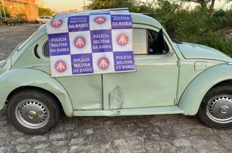 Paulo Afonso: PM apreende veículo após condutor ser detido por embriaguez ao volante