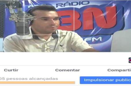 Programa Ronda Policial da RBN segue líder de audiência e alcança quase 12 mil pessoas em live do Facebook