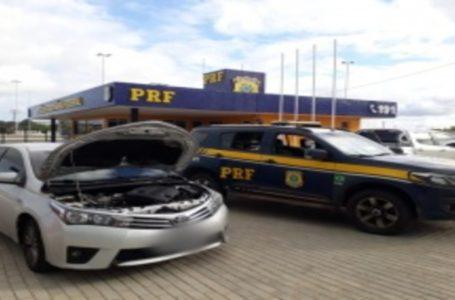 Médico é flagrado com Corolla roubado em Salvador na cidade de Paulo Afonso