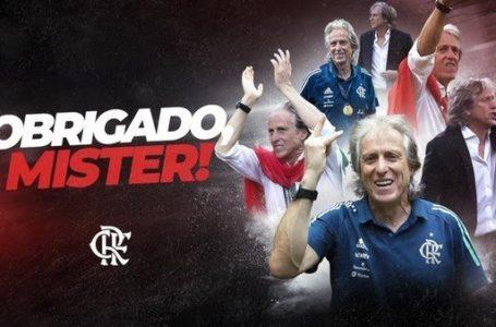 Saída de Jorge Jesus reacende a arrogância típica do futebol brasileiro