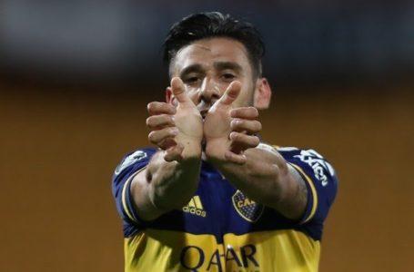 Salvio marca no fim, Boca Juniors vence Independiente em Medellín e fica perto da vaga