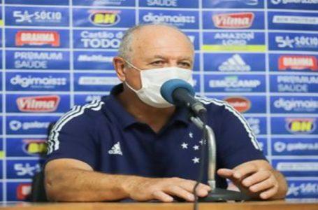 Revés acaba com sonho de acesso do Cruzeiro e Felipão admite: 'Não temos qualidade para isso'
