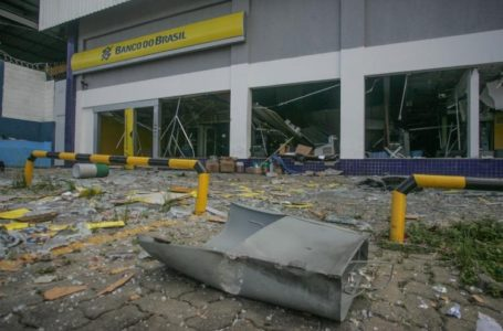 Ataques a bancos na Bahia aumentam mais de 400% no período de janeiro a abril
