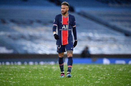 Nova frustração na Champions mantém Neymar longe dos prêmios individuais