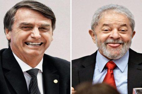 Lula defende auxílio de Bolsonaro e diz que país é governado por Guedes