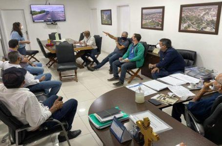 Paulo Afonso: Reunião com Embasa aborda melhorias no abastecimento de água